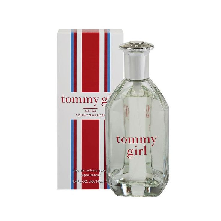 Perfume Tommy Girl Feminino 100ml Eau de Toilette - Tommy Hilfiger - Perfumes Importados Gi com melhor preço!  tem Notas de saída frescas da groselha preta, camélia, tangerina e flor de macieira