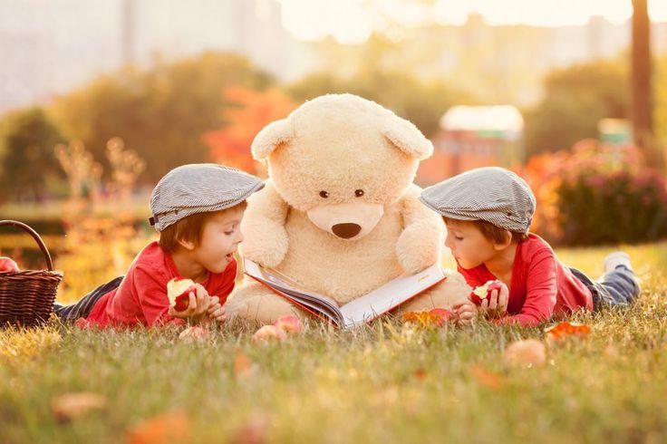 10 poemas cortos para leer con niños