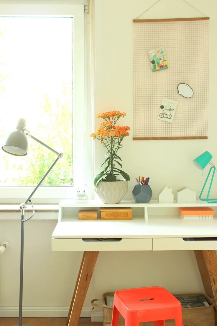 40 best Home Office Desks For Two images on Pinterest | Corner ...