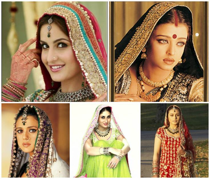 Cast Of Avatar Stars: Gorgeous #Bollywood Actresses In Bridal Avatar...Who Is