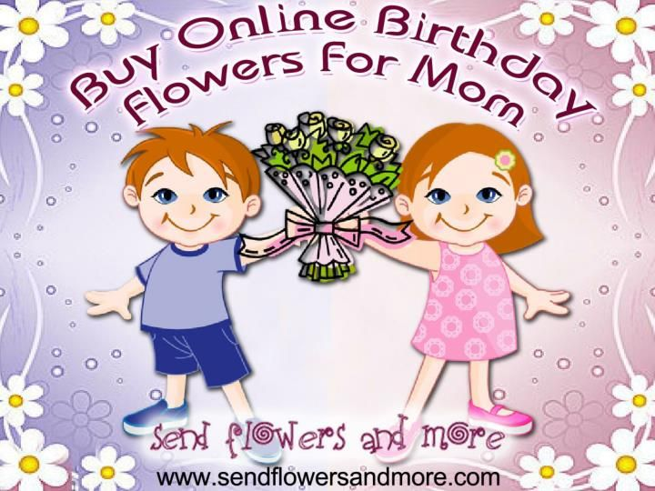Make your mom's Birthday more special with a beautiful Birthday Flower Delivery. Buy online Birthday Flowers from SendFlowersAndMore and make online Birthday Flower delivery. Say Happy Birthday to Your Mom with a lovely bunch of Flowers.  For More: http://www.sendflowersandmore.com/birthday/birthday-flowers-for-mom