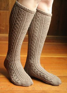 Bavarian stockings