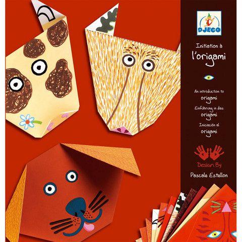 Origami animals - R98.00