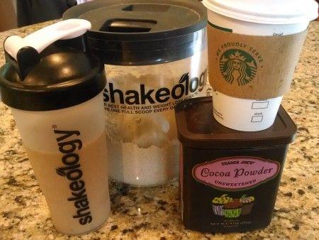 Great Shakeology Recipes - Coffee Vanilla Shakeology