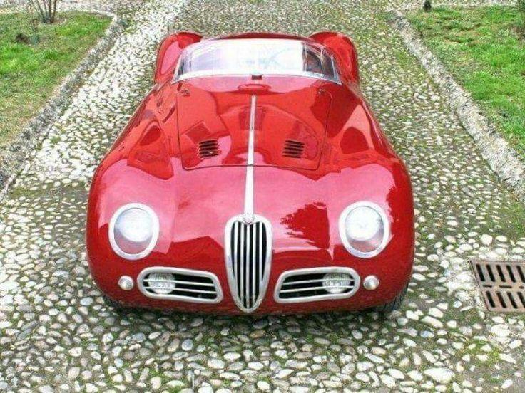 Alfa Romeo Barchetta Special - 1949