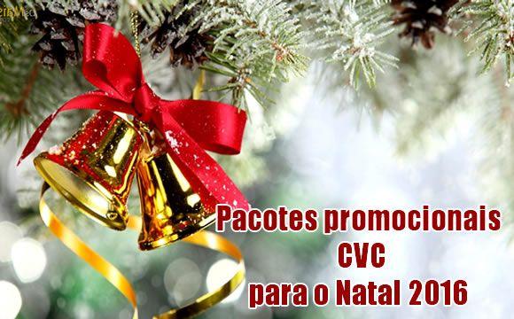 Viagens de Natal em promoção na CVC - 2016 #viagens #natal #promoção #pacotes #cvc #ofertas