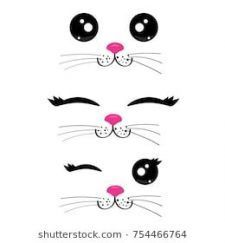 43+ Ideen Lustige Katzen-Geburtstagsfeier-Ideen   – Zeichnen lernen – #Ideen #Ka… – Katzen