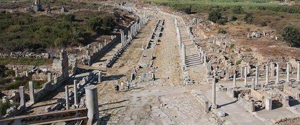 Helenistik kuleler restore edilecek