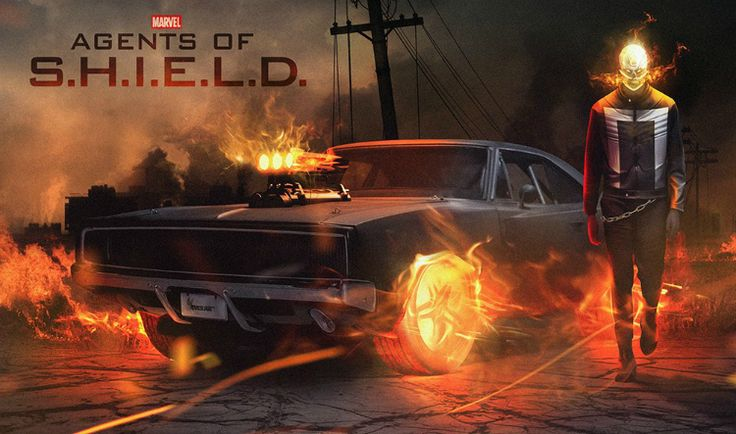 Agents of Shield Season 4 Introduces LMD And Marvel's The All-New Ghost Rider - http://www.movienewsguide.com/agents-of-shield-season-4-lmd-marvels-new-ghost-rider/239517