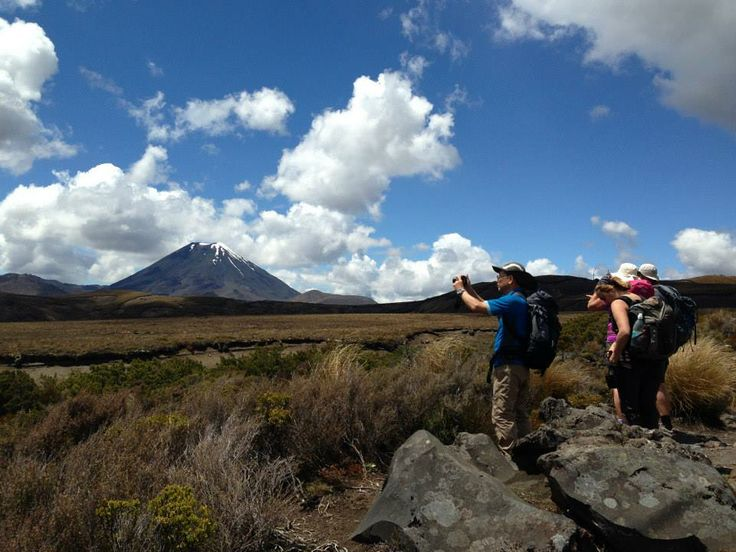 New Zealand: 100% in the middle of nowhere. http://www.walkinglegends.com/walks/tongariro-hiking-tour/