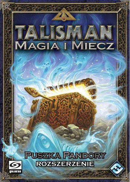 Talisman Magia i Miecz: Puszka Pandory (druk na żądanie)