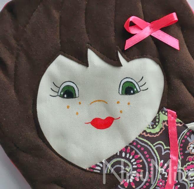 NinuMilu - torebki lalki - handbag dolls for girls: Rustykalnie czy orientalnie?