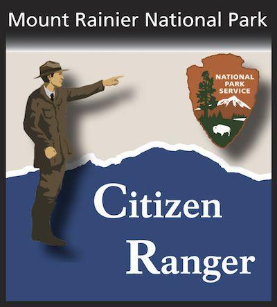 Mount Rainier Citizen Ranger