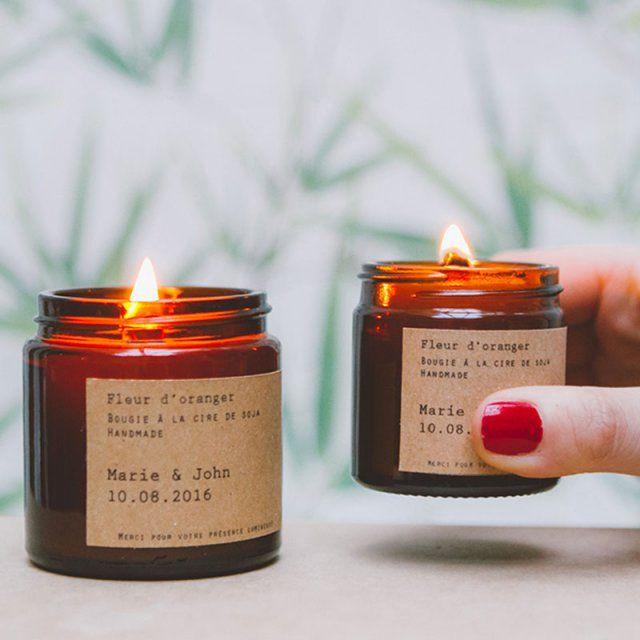 Bougies parfumées / diy pour parfumer son intérieur