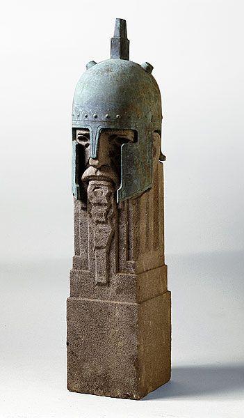 Rayner Hoff - Theseus, 1932