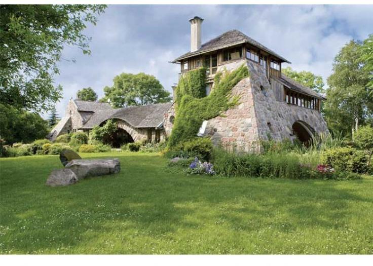 63 Best Stone Houses Images On Pinterest Stone Houses