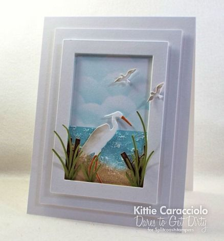1304 best cards images on pinterest cards penny black cards and beach birds scenic card by kittie caracciolo bookmarktalkfo Image collections
