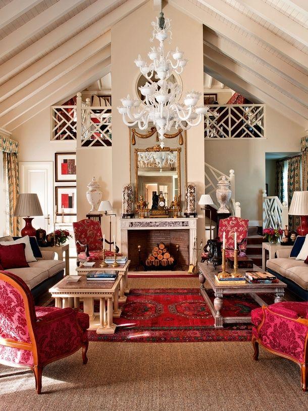 50 идей оформления интерьера в колониальном стиле - Сундук идей для вашего дома - интерьеры, дома, дизайнерские вещи для дома