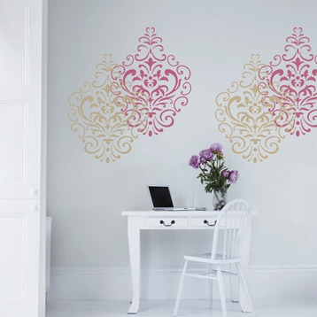 92 best déco murale images on Pinterest Murals, Bedroom ideas and