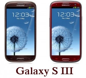 The Samsung Galaxy S III after its launch on July was seen in two colors that of pebble blue or white. The four new colours are amber brown, garnet red, sapphire black and titanium grey. Samsung said the new colours 'take their inspiration from the earth's richest material'. Find out more @ http://www.mobilesandtablets.co.uk/new-colors-to-be-seen-on-samsungs-galaxy-s-iii/Garnet Red, Notice Earlier, Receiving Amazing, Pebble Blue, London Olympics, Amber Brown, Amazing Response, Mobiles Phones, Iii Receiving