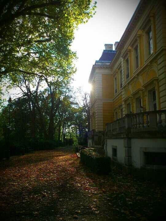 Füzérradvány -  Károlyi castle
