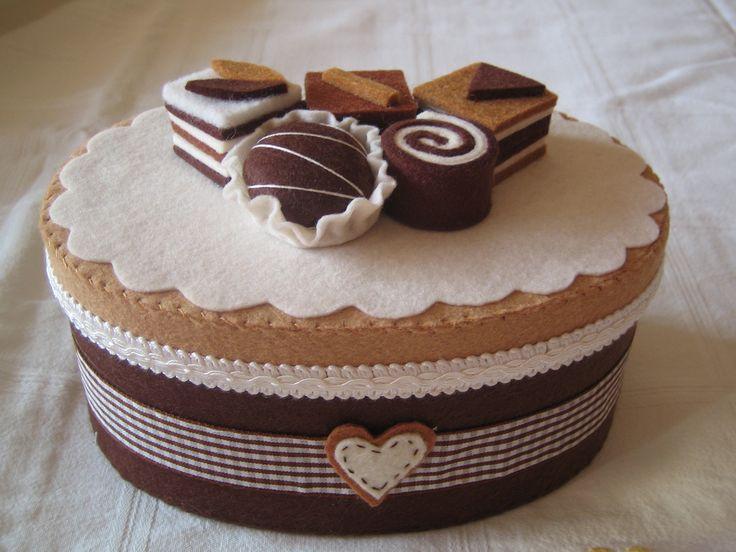 ovale cioccolatini   da carolicrea