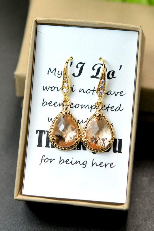 43 best Bridesmaids jewelry images on Pinterest | Bridal jewelry ...