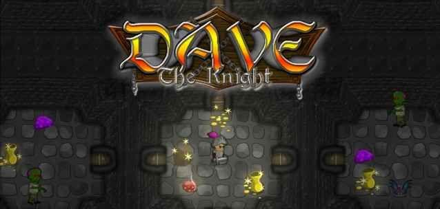 """Dave the Knight per Android - un divertente hack and slash con un tocco di RPG! Dave the Knight è un nuovo e divertente """"retro action hack and slash RPG"""" da provare su Android!  Nei panni di un coraggioso cavaliere dovrete affrontare un immenso dungeon (generato casualmente in #android #videogiochi #rpg #videogames #indie"""