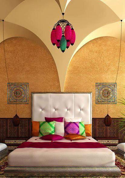 .Moroccan Decor