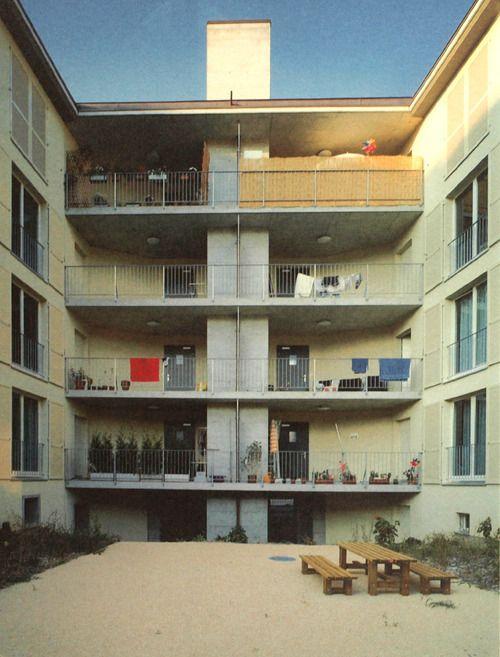 Miroslav Sik, Musician's House, Zurich, 1992-98