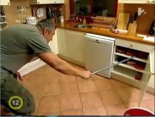 Hal a tortán - 3.: Hal a tortán 2.hét - Gesztesi Károly a fészerben kezdte a főzést az esti vacsorához