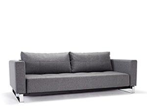 Cassius sofa in grey