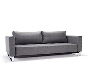 Cassius sofa in grey