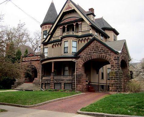 Famous architect designed houses