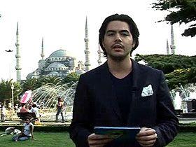 Mübarek şehir İstanbul - Erdem Ertüzün, Sultanahmet (21 Temmuz 2011) Video