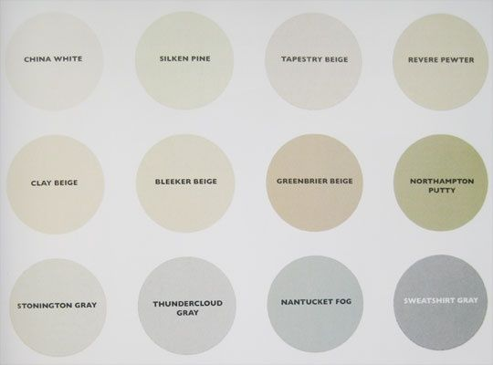 Beach cottage renovations january 2012 rare for Beautiful neutral paint colors