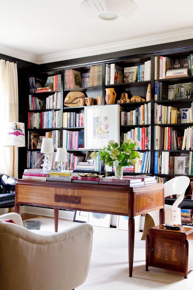 Gorgeous black bookcases 768 best Shelf Decor