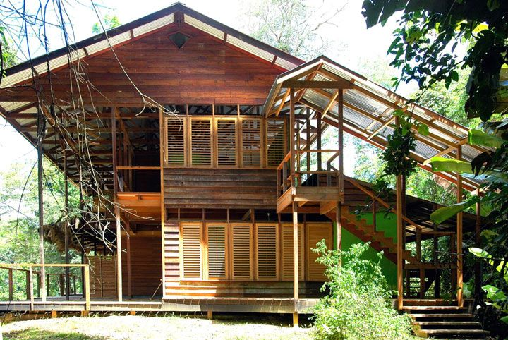 10 Best Climate Responsive Architecture Hot Humid Climate