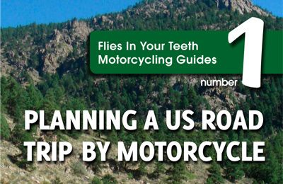 go to on motorcycle road trip -