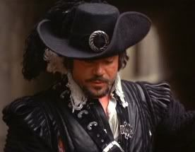 Hat - Oliver Reed - Three Musketeers - Athos