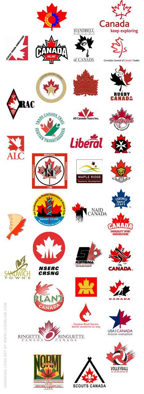 Canada+symbols