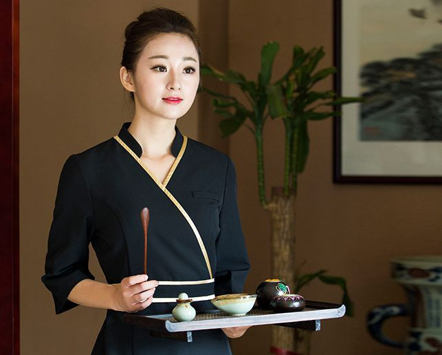 28 best massage uniforms images on pinterest salon wear for Spa worker uniform