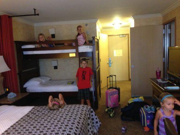 Great Hotel Near Disneyland! Read about our stay here: http://breezymama.com/2014/08/28/great-hotel-near-disneyland/ Wyndham Anaheim Garden Grove #travel #familyfriendlyhotel #california #disneyland #family #moms #dads #kids
