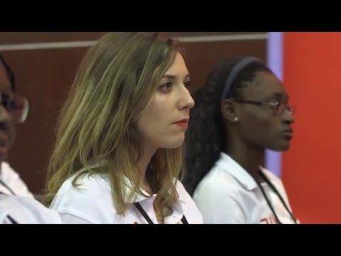 Volontariat international de la Francophonie - Version courte - YouTube