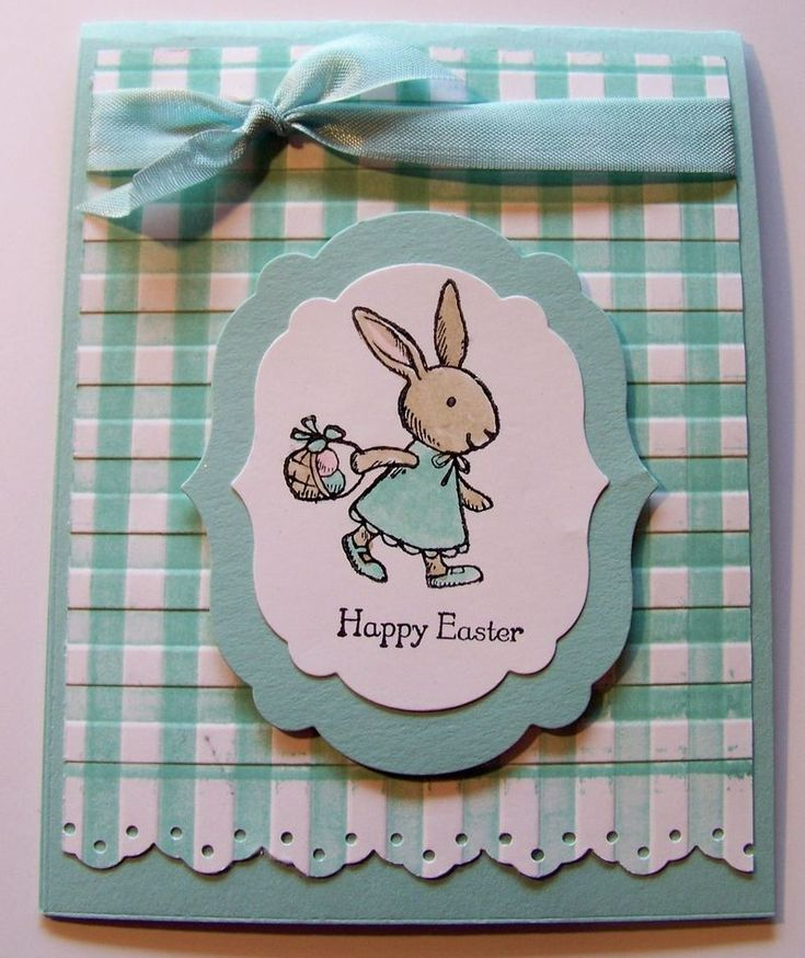 this classic design would work well for any kind of greeting card {tho' this one is especially sweet!}