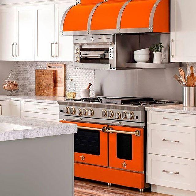 Build Your Own Custom Kitchen Appliances Bluestar Custom Kitchen Appliances Kitchen Design Kitchen