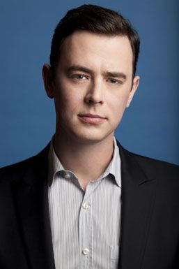 Colin Hanks - not hott in the conventional sense, but something about his quirkiness is appealing
