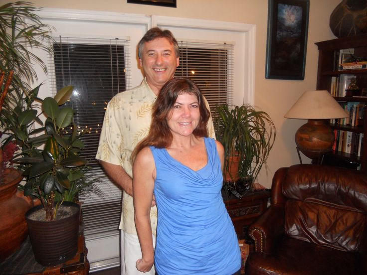 Cheri coulter and lee fjelstad of