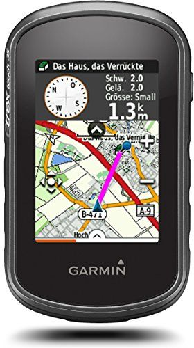 Garmin eTrex Touch 35 – GPS de Randonnée avec Compas Électronique 3 Axes et Écran Tactile – Cartes TopoActive Europe de l'Ouest Préchargées…