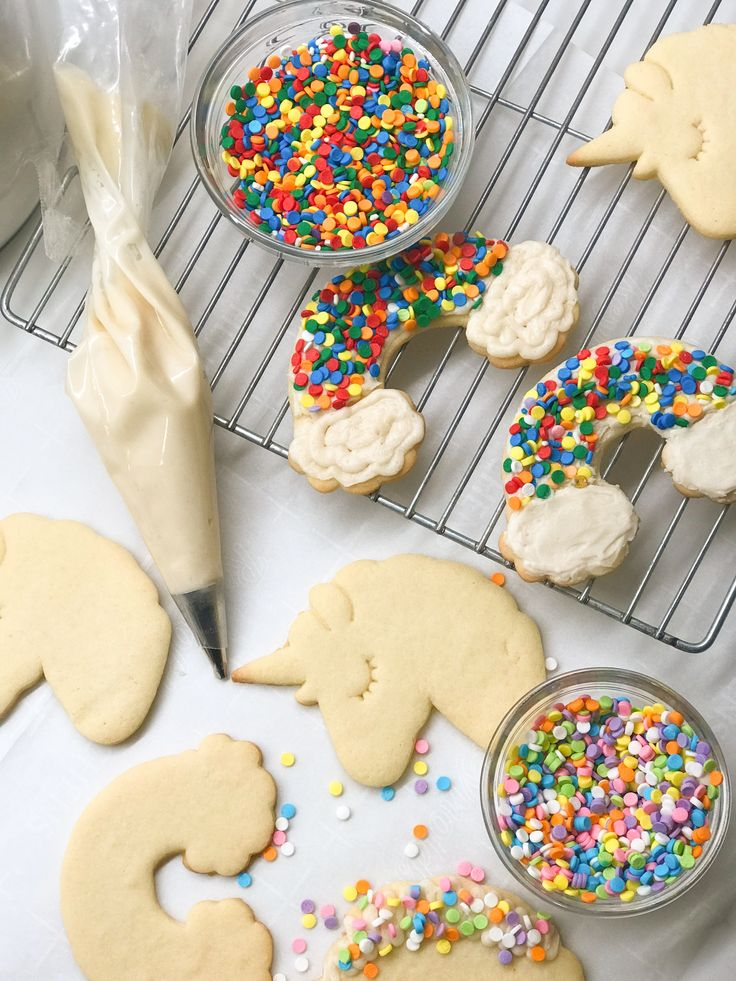 DIY Magical Cookie Decorating Kit in 2020 Cookie